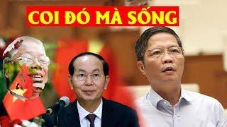 """Bộ trưởng Trần Tuấn Anh """"được khuyên"""" đừng đi vết xe đổ của Trần Đại Quang #VoteTv"""