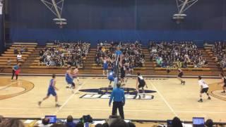 UCLA vs UCSB 2017 NCAA Men's Volleyball Highlights