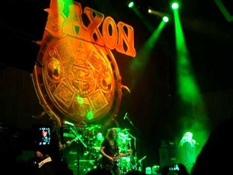 Saxon - [Chasing The Bullet - Live in Mexico City 24.03.13]