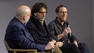 Coen Brothers Interview on Hail, Caesar! with Joel and Ethan