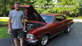 Sons Buy Dad Dream Car For Father's Day! w/ Reaction (@ 5:00)
