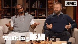 'Which Characters Would Lil Jon Get Crunk With?' Fan Questions Ep. 804 | Talking Dead