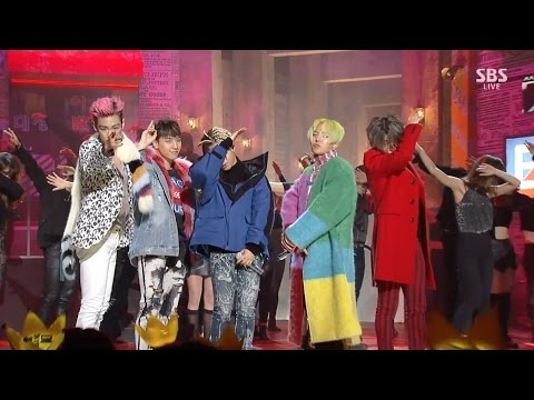 BIGBANG - '에라 모르겠다 (FXXK IT)' 1218 SBS Inkigayo