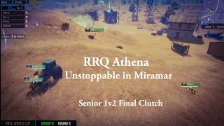 RRQ unstoppable in Miramar | Entity Gaming 4th | PMSC World Cup