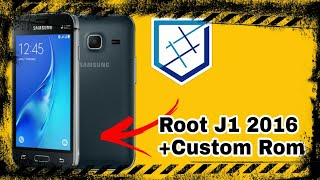 Root and install TWRP Recovery SAMSUNG GALAXY J1 (6) SM
