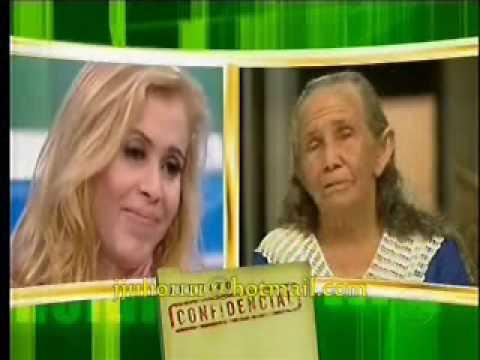 Joelma fala sobre seu pai no arquivo confidencial