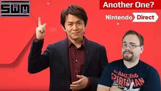 News Wave! - Wait...Is Another Nintendo Direct Coming This Week?