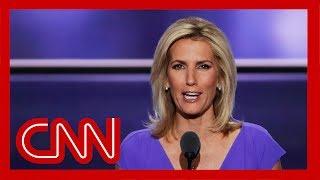 Watch Fox News host call Trump statement 'fake news'