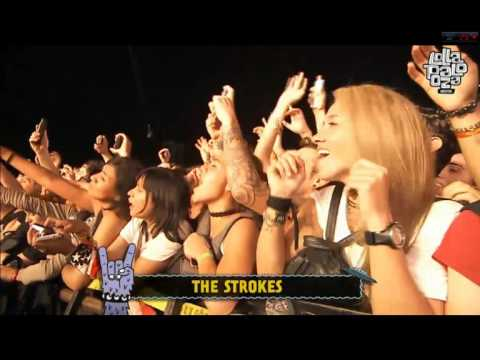 1:41 / 3:57 The Strokes - Take it or leave it - Lollapalooza Argentina 2017