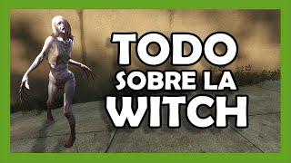 VAL - Tutorial Witch | Left 4 Dead 2 - Todo sobre la Witch