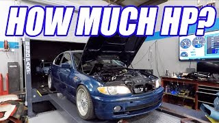 Redynoing The BMW. Was Our Work Worth It?