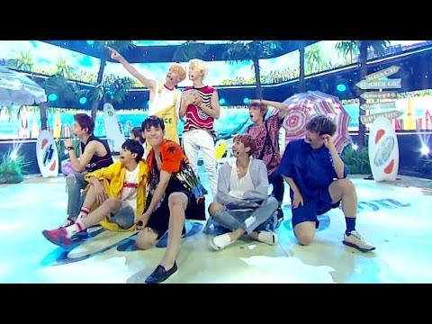 《Comeback Special》 UP10TION (업텐션) - Tonight (오늘이 딱이야) @인기가요 Inkigayo 20160807