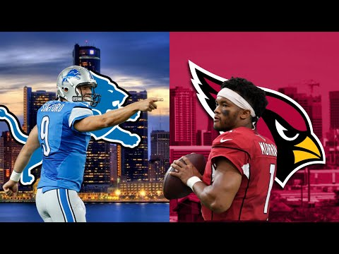 Detroit Lions vs The Arizona Cardinals preview