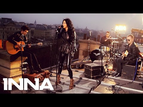INNA - Club Rocker (Rock the Roof @ Paris)