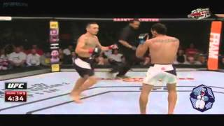 Max Holloway vs. Charles Oliveyra - full fight