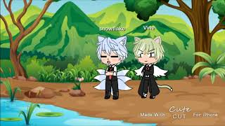 Gacha life vine || try not to laugh || warning - cussing || - YouTube