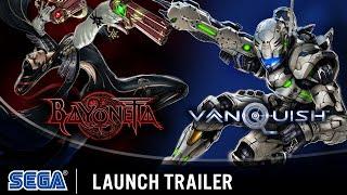 Bayonetta / Vanquish - Bundle del decimo anniversario Trailer di lancio