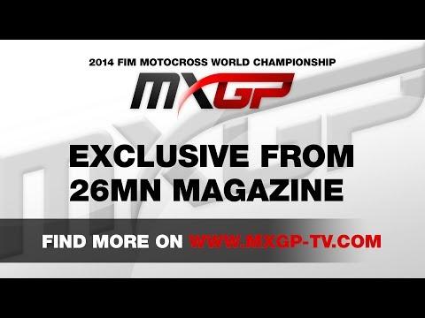 MXGP Magazine 2014 - Motocross