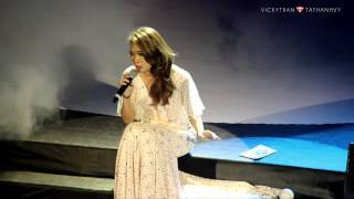 Dem dong - My Tam ( Gui tinh yeu cua em - Live in HaNoi / 26102013 )