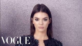 Kendall Jenner Shares 3 Smoky Eye Looks | Vogue