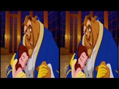 Beauty and the Beast 3D in Ukraine / Красуня і Чудовисько 3D (укр вер)