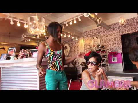 My Hair Is Layed Like K. Michelle,  Love and Hip Hop Atlanta  - EXCLUSIVE interview  Glambar Salon