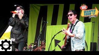 Attila- Proving Grounds (live Vans Warped Tour 2017)