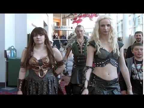 Portland Comic Con 2014 3D - Part 3