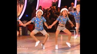 Sky Brown & JT Church - Dancing With The Stars Juniors (DWTS Juniors) FINALE Freestyle