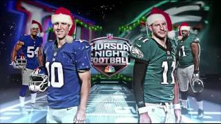 NBC Thursday Night Football intro 2016 NYG@PHI