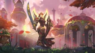 Hearthstone: Heroes of Warcraft - Lady Liadrin