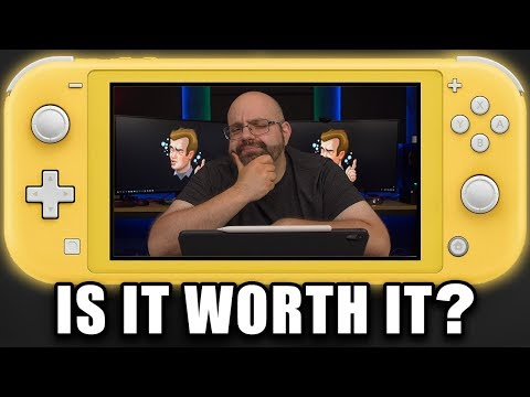 My Thoughts OnThe Nintendo Switch Lite...