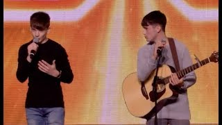Simon Didn't Like Their First Song, Watch How They Change Him!   Boot Camp   The X Factor UK 2017
