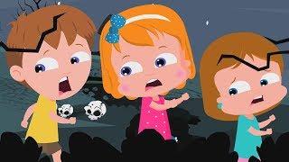 Đêm Halloween vần đáng sợ bài hát giáo dục âm nhạc trẻ em Kids Nursery Rhymes Halloween Night