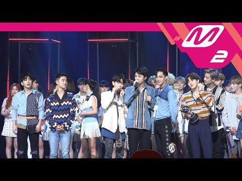 [MPD직캠] 엑소 1위 앵콜 직캠 4K 'Ko Ko Bop' (EXO FanCam No.1 Encore) | @MCOUNTDOWN_2017.8.10