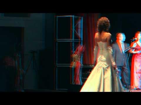 "WATCHED 13:59  Фрагмент конкурса ""Невеста года 2010"" 3D."