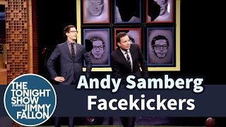Facekickers with Andy Samberg