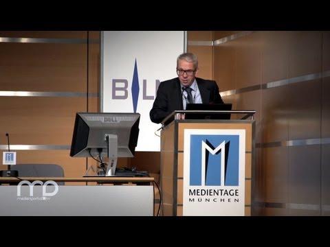 Vortrag: Web-TV-Monitor 2012: Präsentation der aktuellen Studie
