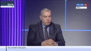 Актуальное интервью — Сергей Фролов, первый заместитель мэра Омска, директор департамента городского