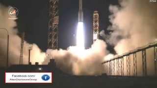 Il missile russo sabotato da un Ufo