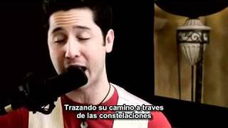 Boyce Avenue - Drops of Jupiter (Cover) Subtitulado al Castellano.