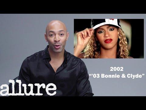 Beyoncé's Makeup Artist Explains Her Iconic Music Video Looks | 1999-2011 | Pretty Detailed