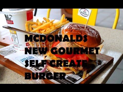Како се нарачува сендвич во новиот ресторан на МекДоналдс во Австралија?