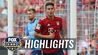 Bayern Munich vs. Bayer Leverkusen | 2018-19 Bundesliga Highlights