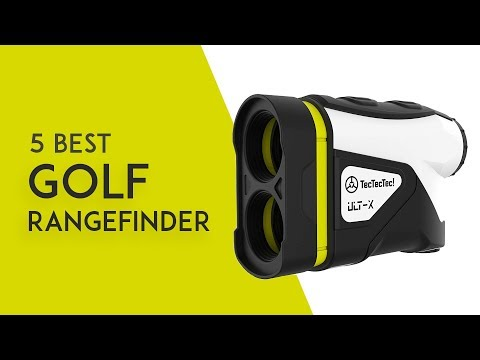 The Top 5 Golf Rangefinders of 2019 - Top 5 Golf Rangefinder Reviews