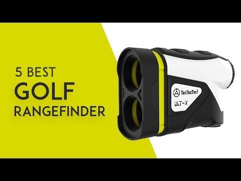 The Top 5 Golf Rangefinders of 2019 - Top 5 Golf Rangefinder Reviews