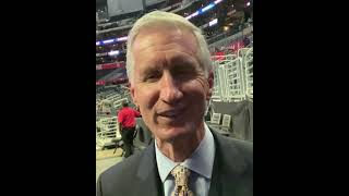 Mike Breen shared his thoughts after the Clippers' 25-point comeback in Game 6 💥 #Shorts