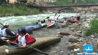 Documentario sulla canoa