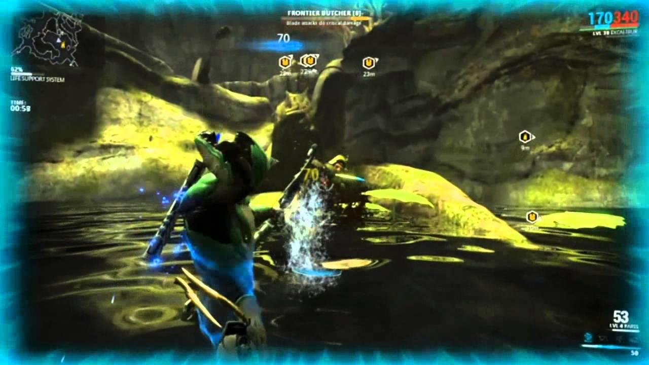 Legolas plays Warframe(By dima0301)