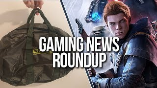 Jedi Fallen Order More Like Sekiro Than Uncharted | Fallout 76 Bags FINALLY Arrive & More News